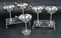 A Set of 5 Levinson & Sons Perth Sorbet Dishes