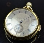 18ct Yellow Gold Repeater Pocket Watch