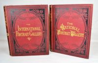 2 x Books: The International Portrait Gallery and