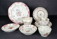 A Collection of Antique English Ceramics