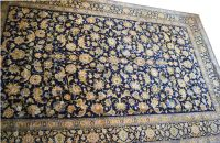 A Large Room Size Persian Wool Kashan Rug