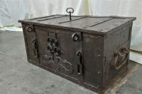 A 17th Century Nuremberg Banker's Chest
