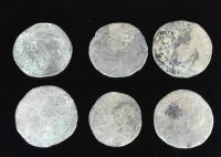 Six Silver Coins