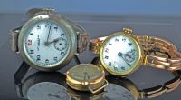 Three early 20th century Watches