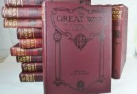 13 Volumes, The Great War, The Standard History